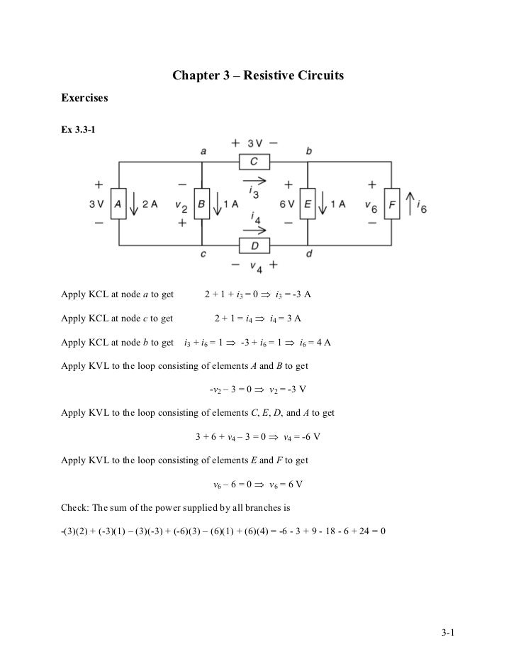 solution manual for introduction to electric circuits